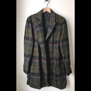 Daks London Wool Coat